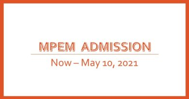MPEM Admission